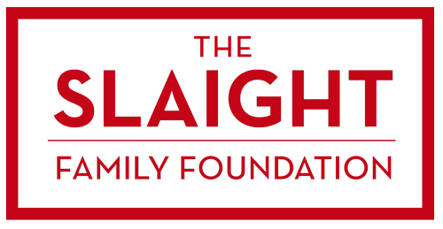 The Slaight Family Foundation logo