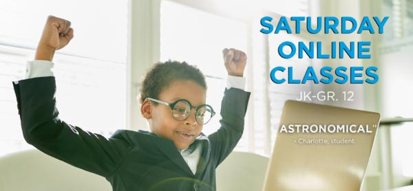 Saturday Online Classes