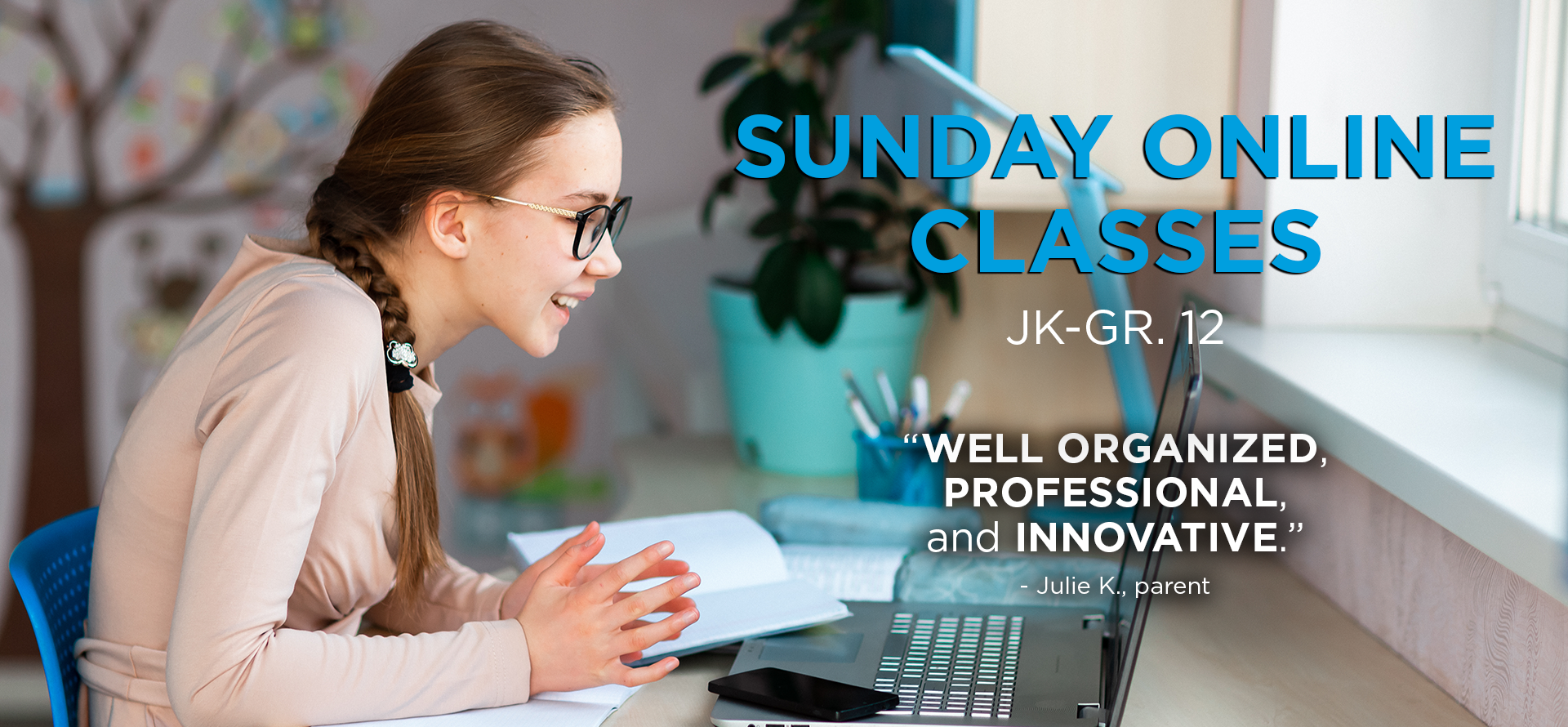 Sunday Online Classes