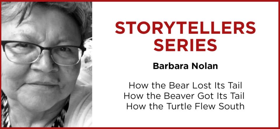 storytellers - Barbara Nolan