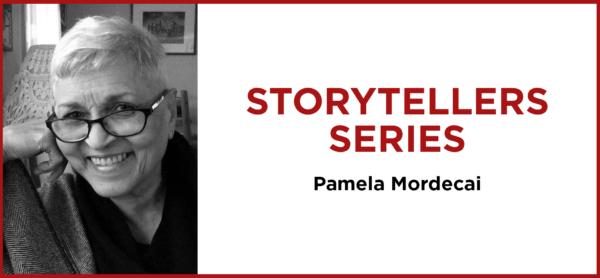 storytellers Pamela Mordecai
