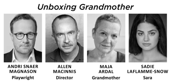 unboxing grandmother crew