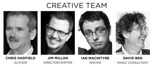 Darkest Dark creative team new