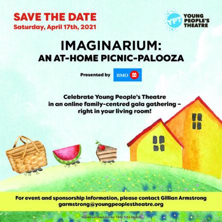 Save the Date invite