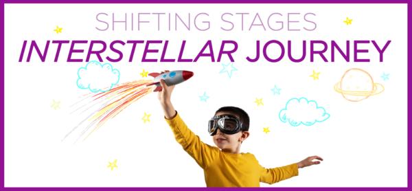 interstellar journey banner