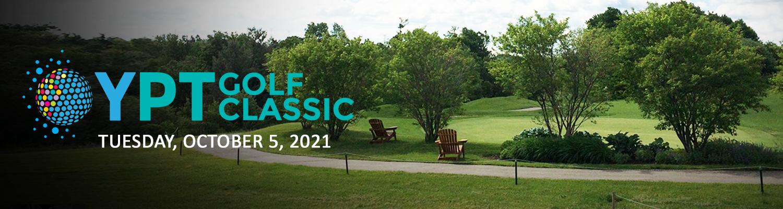 Golf website banner